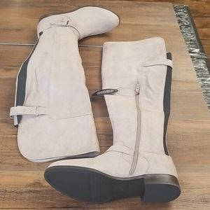 Bar III Daphne Over-The-Knee Riding Boots